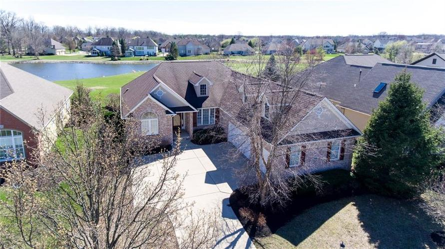11009  Innisbrooke Lane Fishers, IN 46037 | MLS 21632401