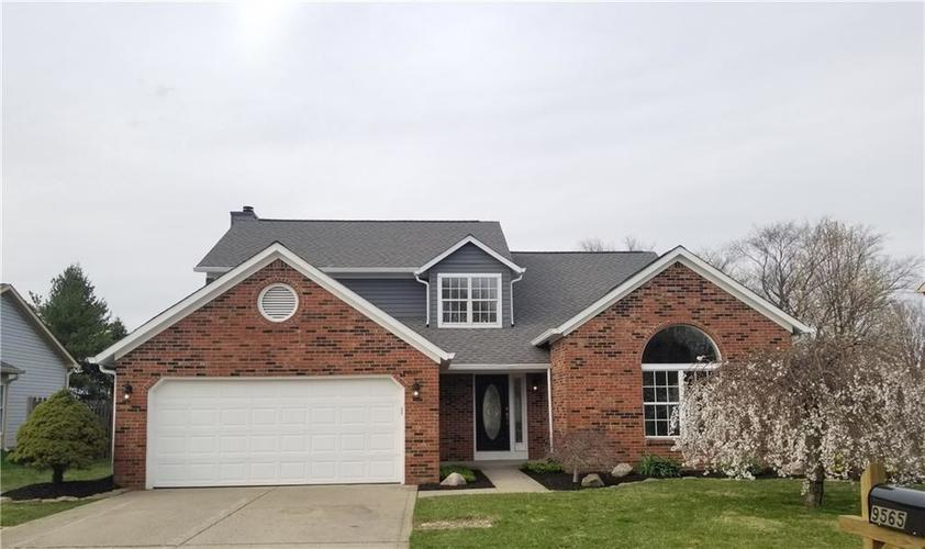 9565  Hadway Drive Indianapolis, IN 46256 | MLS 21632404