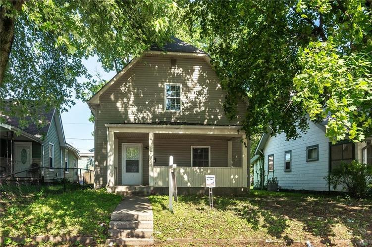 1925 N Dexter Street Indianapolis, IN 46202 | MLS 21632440