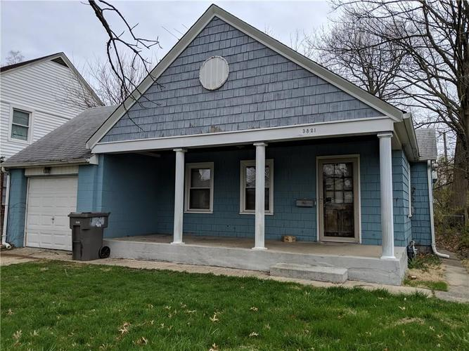 3521 FOREST MANOR Avenue Indianapolis, IN 46218 | MLS 21632535 | photo 1
