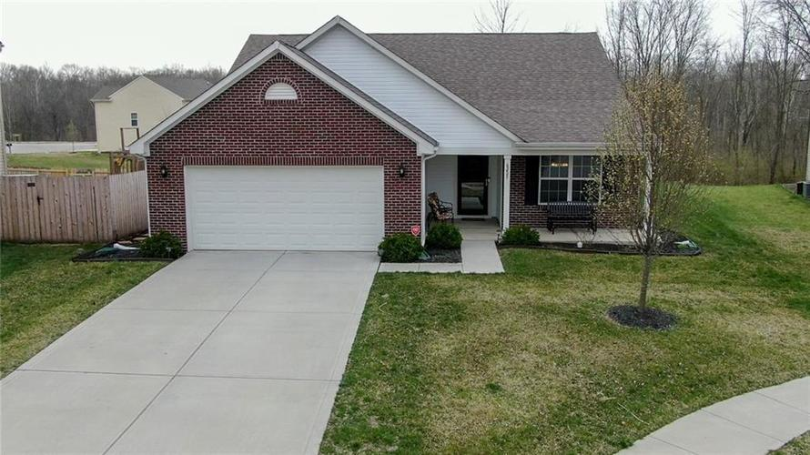 6209  Enclave Boulevard Greenwood, IN 46143 | MLS 21632558