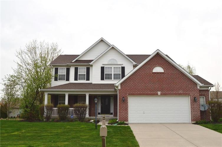 8862  Lindsey Ct  Fishers, IN 46038 | MLS 21632560