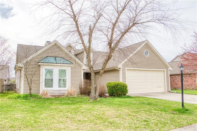 7758  HOOPER STRAIT Drive Indianapolis, IN 46236 | MLS 21632575