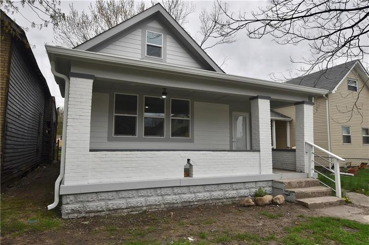 1337  Union Street Indianapolis, IN 46225 | MLS 21632597