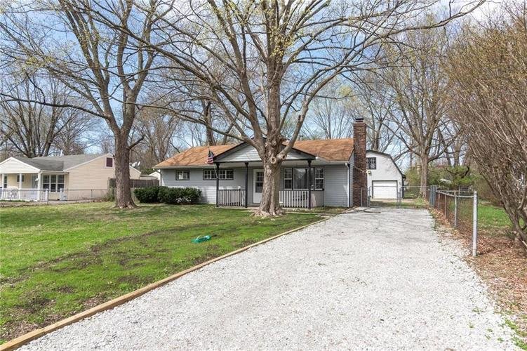 1836 E 75TH Place Indianapolis, IN 46240 | MLS 21632614