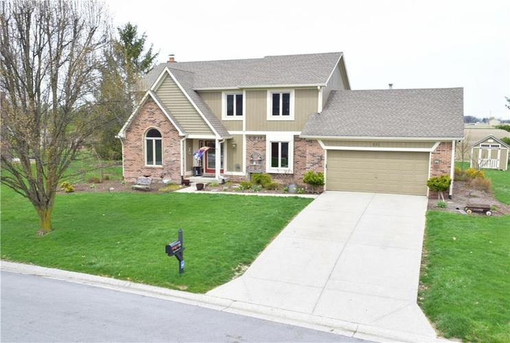 931  Queensbury Drive Noblesville, IN 46062 | MLS 21632620