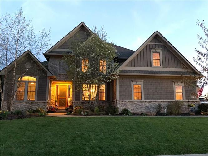 14529  Copper Springs Way Fishers, IN 46040 | MLS 21632622