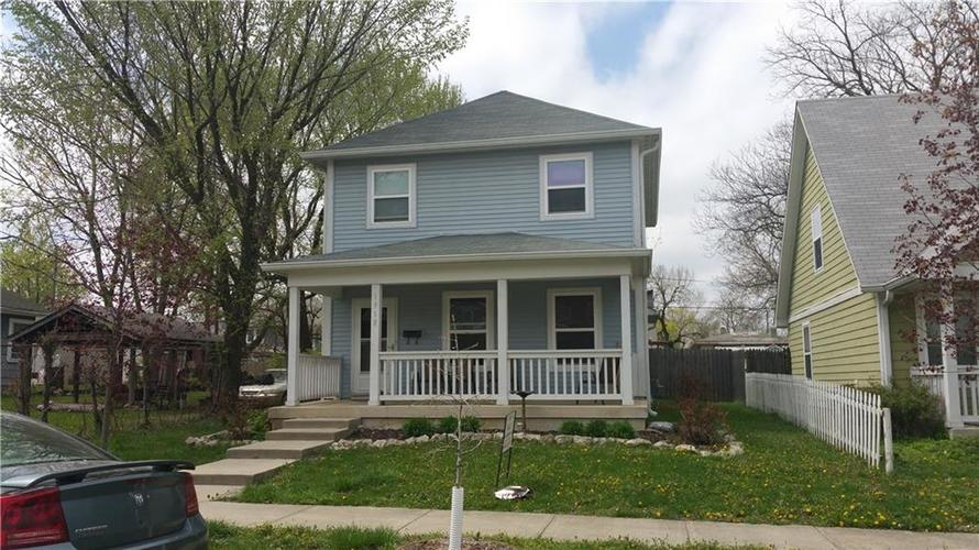 1918 N Cornell Avenue Indianapolis, IN 46202 | MLS 21632630 | photo 1