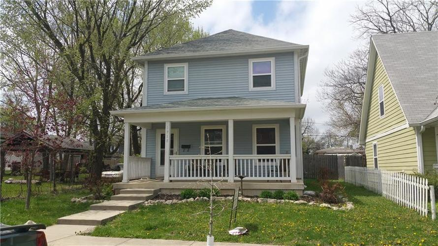 1918 N Cornell Avenue Indianapolis, IN 46202 | MLS 21632630 | photo 2