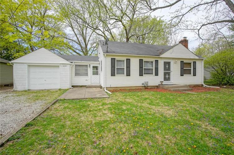 6224 Crittenden Avenue Indianapolis, IN 46220 | MLS 21632681 | photo 1