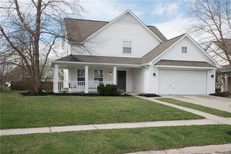 10732  Bunker Hill Drive Carmel, IN 46032 | MLS 21632687