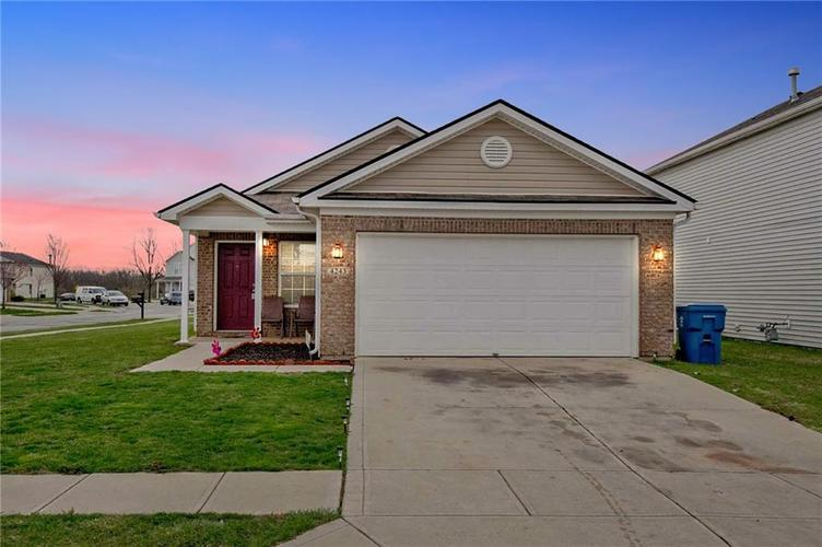 4243  Hovenweep Drive Indianapolis, IN 46235 | MLS 21632723