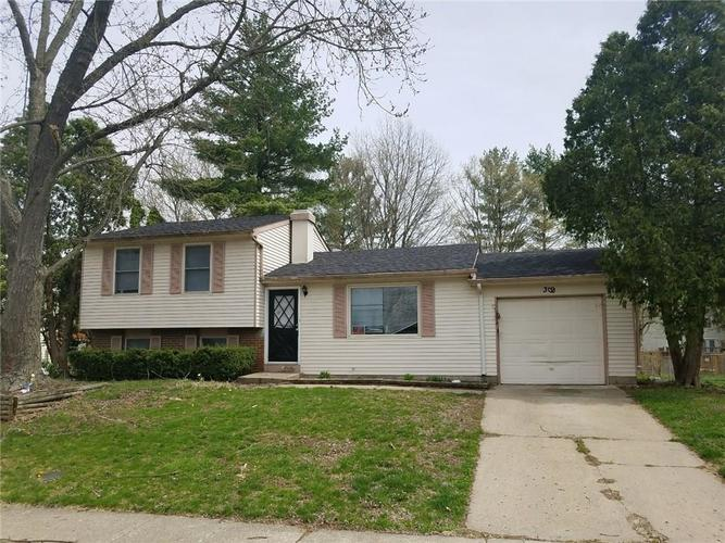 309 Greenlee Drive Indianapolis IN 46234 | MLS 21632735 | photo 1