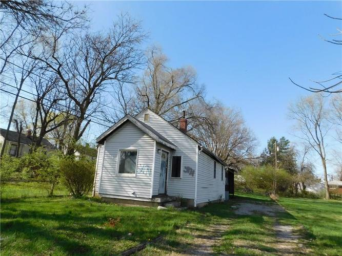 2710 W 17th Street Indianapolis, IN 46222   MLS 21632793   photo 1