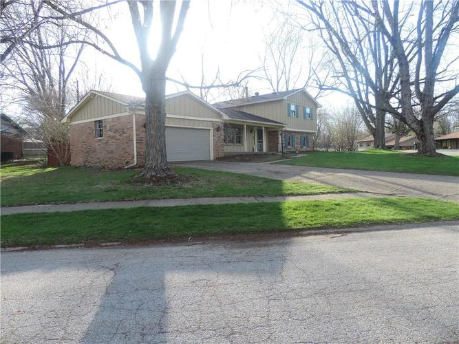 8341 Rodney Drive Indianapolis, IN 46234 | MLS 21632800 | photo 1