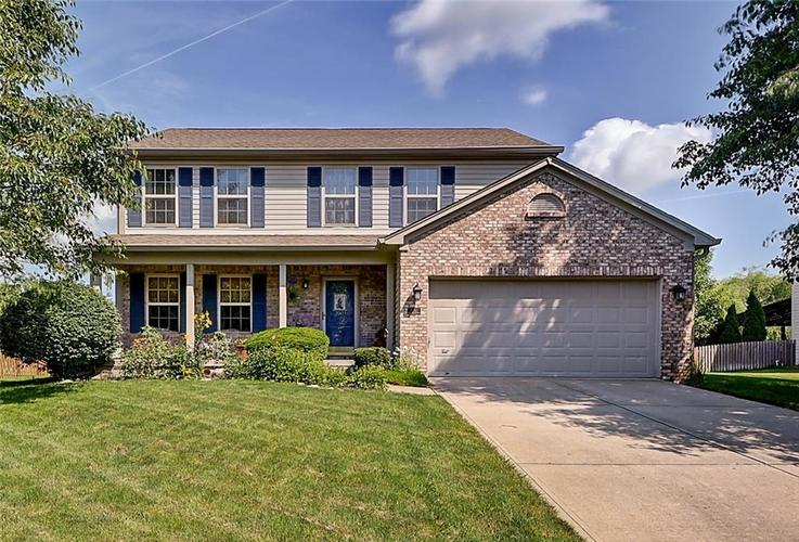 7202  Silver Lake Drive Indianapolis, IN 46259 | MLS 21632854