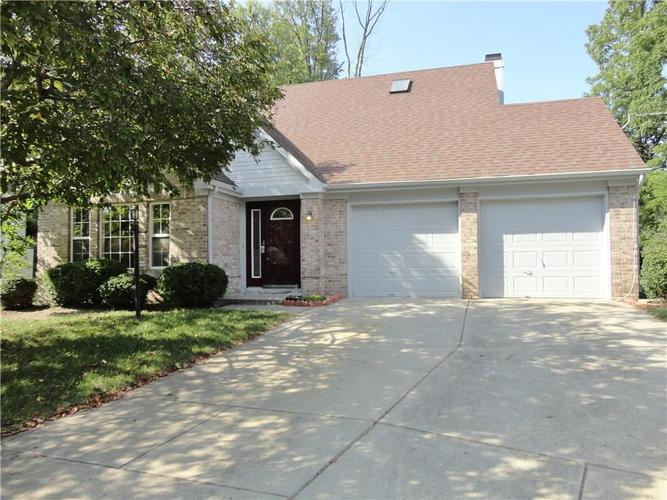 6489  HUNTERS GREEN Place Indianapolis, IN 46278 | MLS 21632899