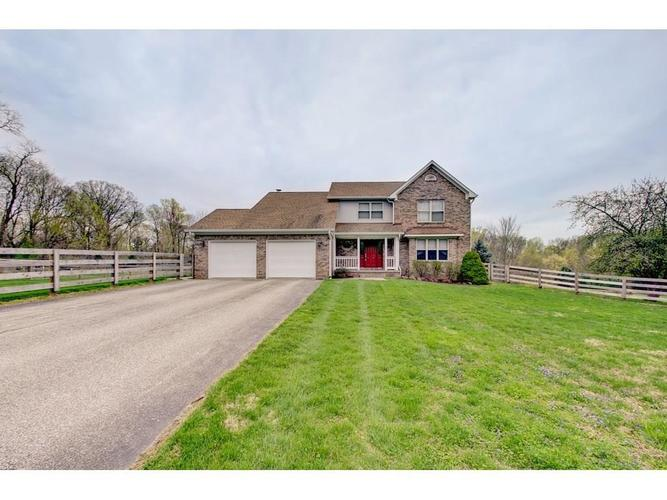 7022  Red Day Road Martinsville, IN 46151 | MLS 21632952