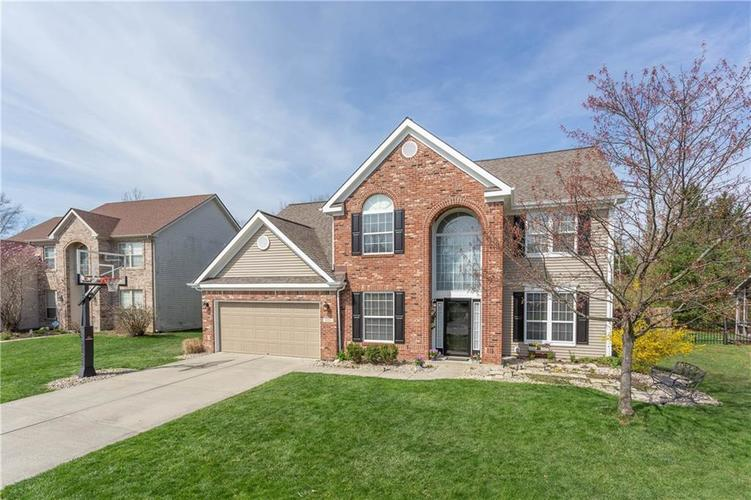 10212  HAWKS LAKE Drive Fishers, IN 46037 | MLS 21632958