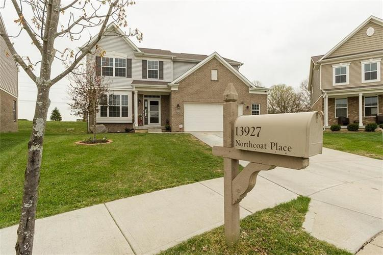 13927  Northcoat Place Fishers, IN 46038 | MLS 21632960