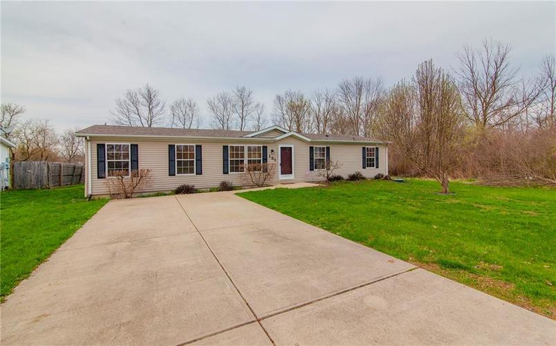 131  Pleasant Run Drive Markleville, IN 46056 | MLS 21632962