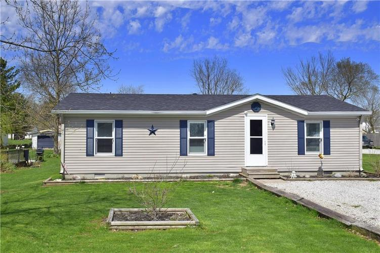 509 W 4th Street Sheridan, IN 46069 | MLS 21632982