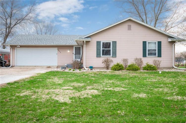 8844 S State Road 109 Markleville, IN 46056   MLS 21632992   photo 1