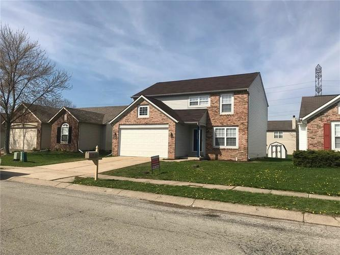 2752  BRAXTON Drive Indianapolis, IN 46229   MLS 21633015