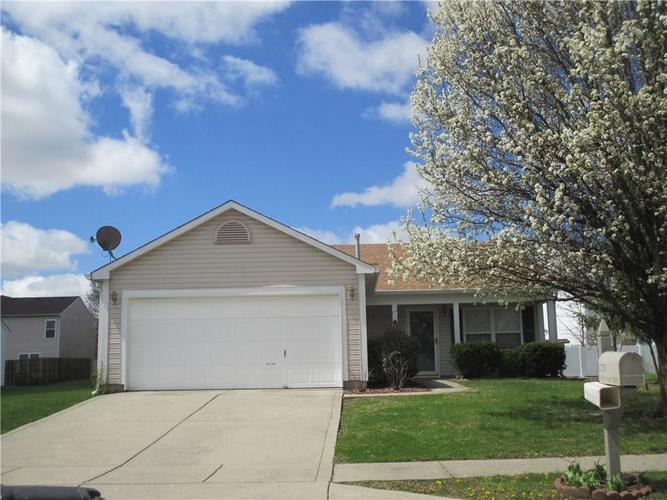 1270 Valley Forge Drive Indianapolis, IN 46234 | MLS 21633037 | photo 1