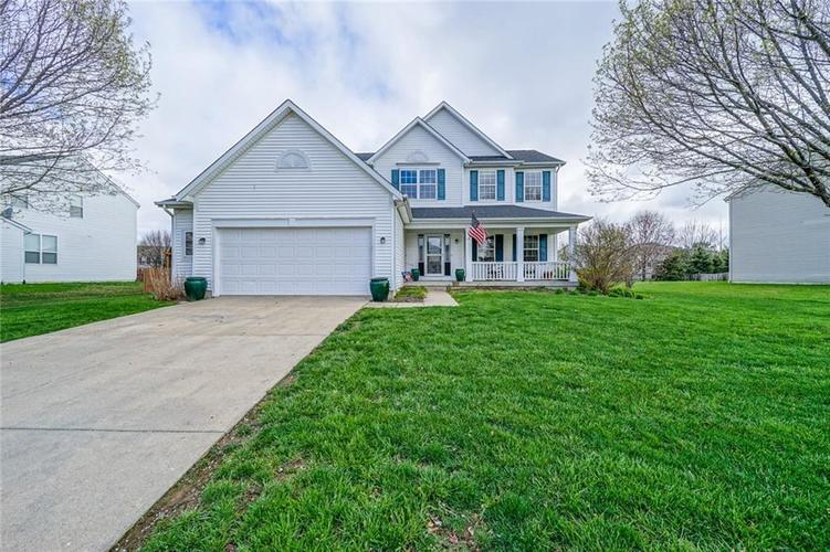 6822  Trailside Drive Avon, IN 46123 | MLS 21633093
