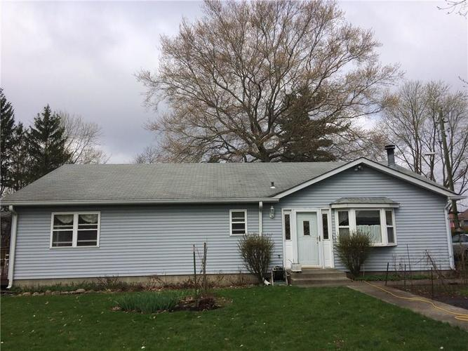 6394  Zionsville Road Indianapolis, IN 46268 | MLS 21633096