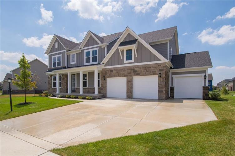 15002 Cantor Chase Crossing Fishers, IN 46040 | MLS 21633101 | photo 2
