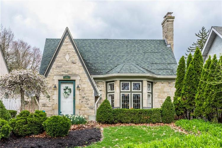 4712 N Illinois Street Indianapolis, IN 46208 | MLS 21633145