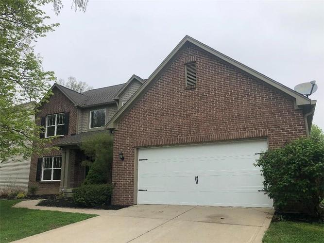 6417 ROBINSROCK Drive Indianapolis, IN 46268   MLS 21633161   photo 1