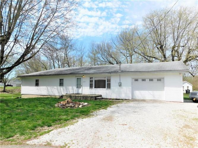 3301 N CR 430 W Road Greensburg, IN 47240 | MLS 21633166