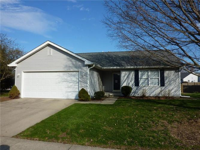 121  Woodhaven Drive Greencastle, IN 46135 | MLS 21633228