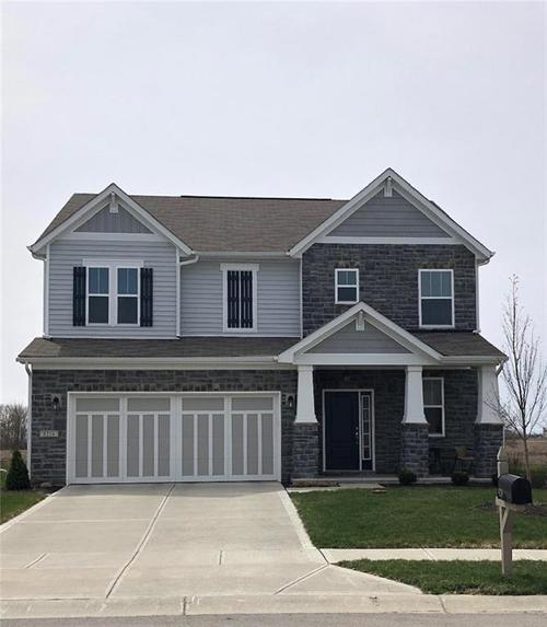 4214  Trillium Way Whitestown, IN 46075 | MLS 21633240