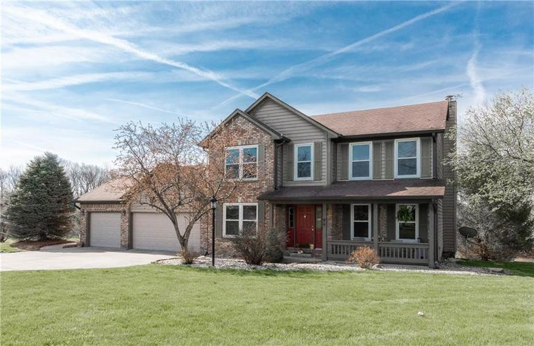 2151 E Bomar Lane Greenfield, IN 46140 | MLS 21633253