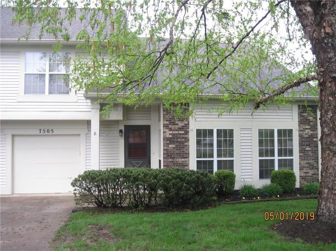 7505 W Castleton Farms West Drive Indianapolis, IN 46256   MLS 21633256