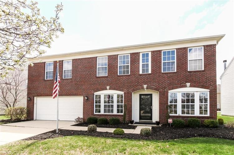 12619  Courage Crossing Fishers, IN 46037 | MLS 21633285
