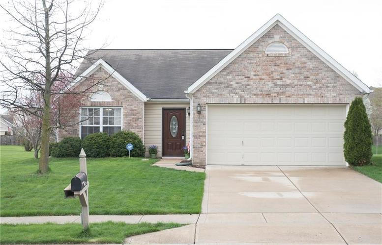 12236  Chiseled Stone Drive Fishers, IN 46037 | MLS 21633327