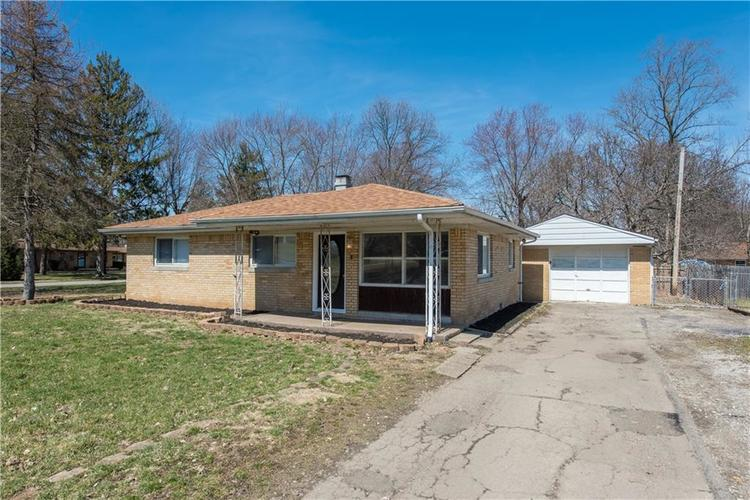6540 W 12th Street Indianapolis, IN 46214 | MLS 21633366
