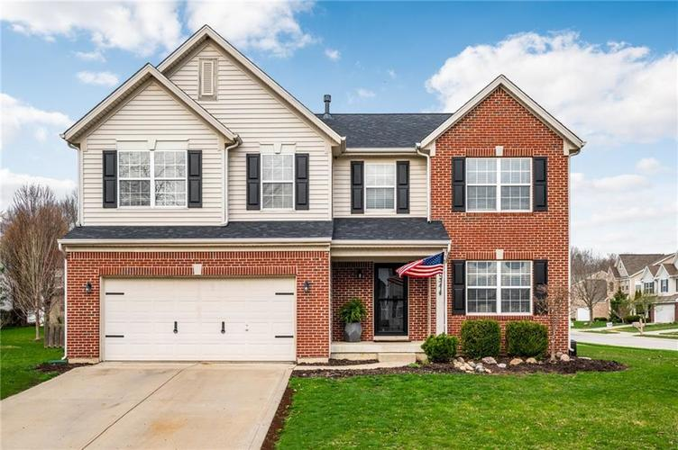 12034  Gatwick View Drive Fishers, IN 46037 | MLS 21633401