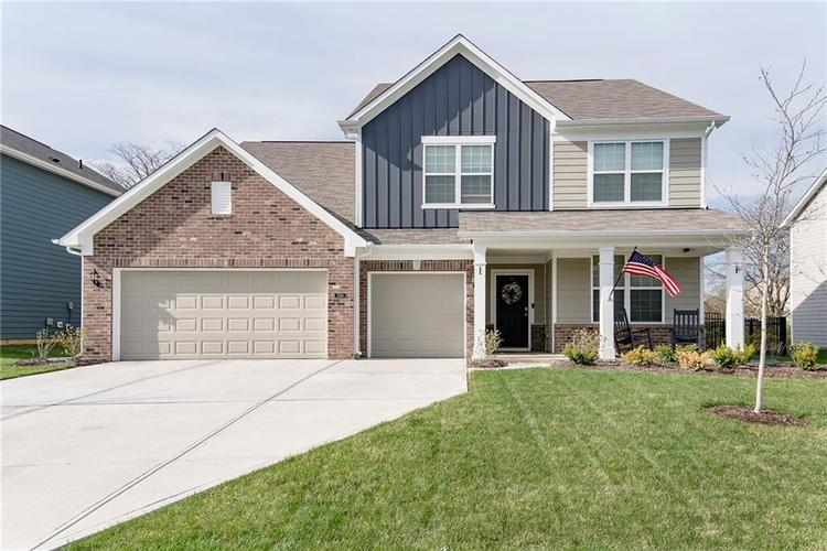 5584  Pennycress Drive Noblesville, IN 46062 | MLS 21633429