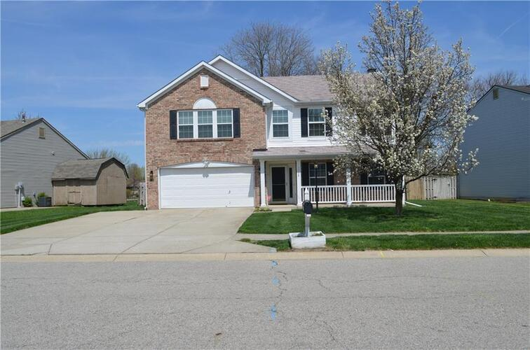 7736 Wood Stream Drive Indianapolis, IN 46239 | MLS 21633493 | photo 1