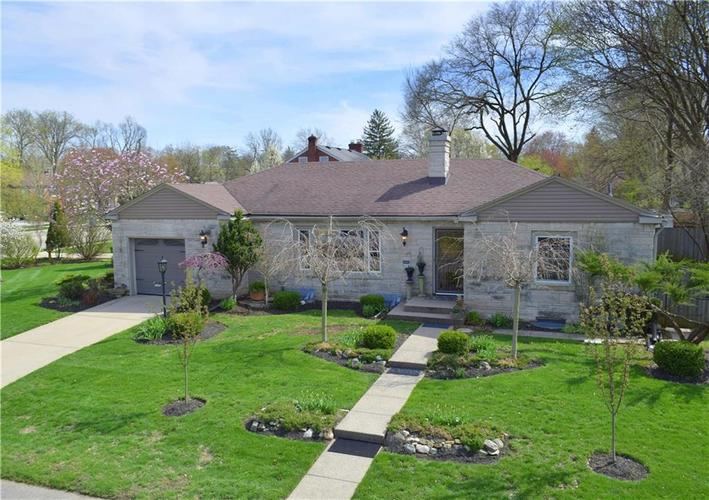 1 W 59TH Street Indianapolis, IN 46208 | MLS 21633525