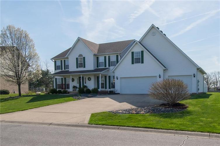 3149 S Parker Lane S New Palestine, IN 46163 | MLS 21633531 | photo 1