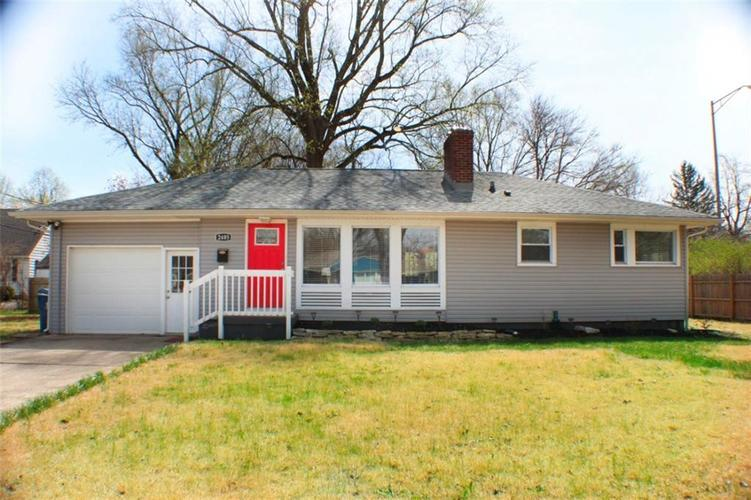 2405 E 58th Street Indianapolis, IN 46220 | MLS 21633536