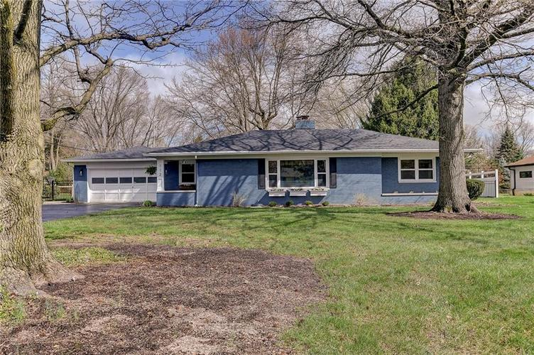 112 E 86th Street Indianapolis, IN 46240 | MLS 21633555