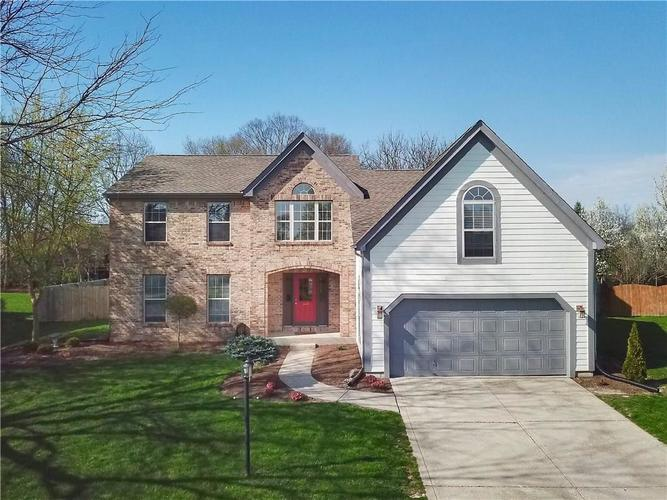 11224  Echo Ridge Lane Indianapolis, IN 46236 | MLS 21633693